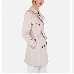 Jackets & Blazers - Express Classic Trench Coat NWT